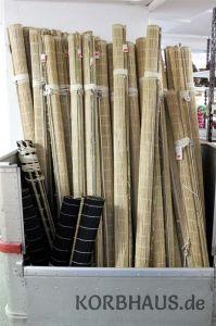 Bambus Rollos